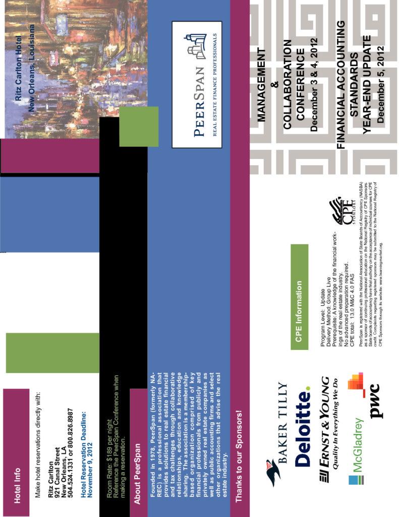 M&T_FAS_brochure2012 | NARECNAREC